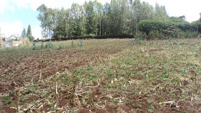 One and three quarter acres for sale along kahara road Ngong Ngong - image 3