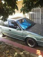 Toyota corrola for sale