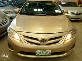 First body Nigerian used 2011Toyota