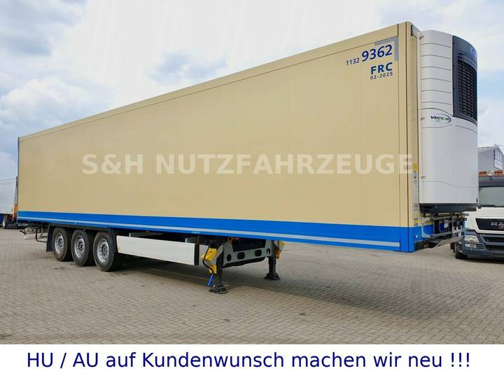 Krone Neue Carrier Vector 1550 Doppelstock FRC 02u002F2025 - 2019