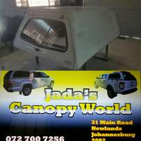 Chev courier canopy for sale