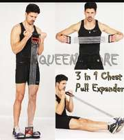 3 way chest expander