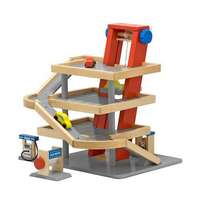 BEST BUY - NEW Wooden Parking Garage - Melissa & Doug