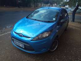 2010 Ford 1.4 Ambiente - R84 900