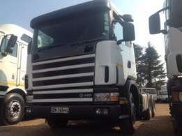 Scania R470 double diff truck up for grabs at a bargain !