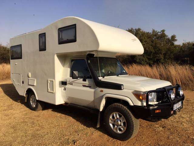 Motorhome - Caravans & Trailers for sale | OLX South Africa