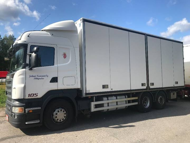 Scania R500 - 2019