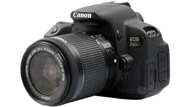 Canon EOS 700D Digital SLR Camera Eldoret North - image 1