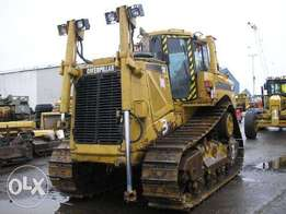 Caterpillar D8T - To be Imported