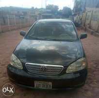 "Super clean Corolla""05 model for sale!!!"