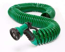 Coiled Retractable Hose Pipe 15m