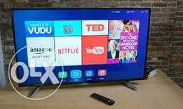 50 inch hisense smart tv plus free tv wall mount on sale