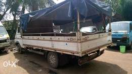 Tokunbo Renault B120 Open Sided Tapauline Truck