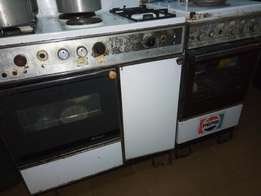 Zoppas Electric + Gas cookers (2 Units)
