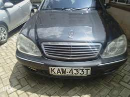Mercedes S-Class for sale