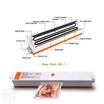 Vacuum sealer /sealing machine ( for preserving food and valuables)
