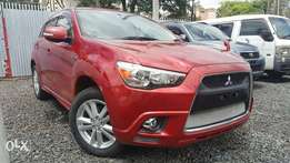 Mitsubishi RVR, New shape, WINE RED