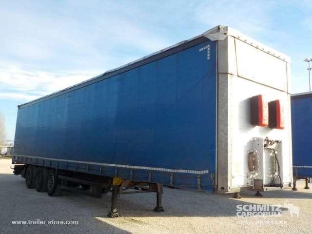 Schmitz Cargobull Tolóponyva tekercs - 2012