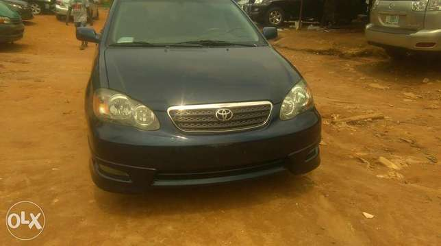 Dont miss dis sweet tokubo 06 corolla sport with lagos cleared.  - image 2