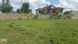Quick sale!!!1/4 acre prime plot at Milimani, Kitengela
