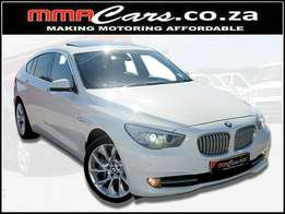 2010 BMW 5 SERIES GRAN TURISMO 550I STEPTRONIC – fully loaded R339,89