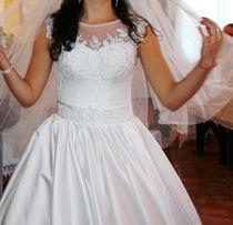 Свадебное Платье Б.у - Весільні сукні в Хмельницький - OLX.ua 90415bc6ad2f9