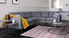 French connection clay sofa