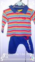 Woolworths super sport outfit 1-3 m