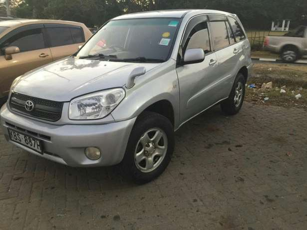 Toyota rav 4 (trade in accepted) Kenyatta - image 2