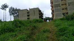 Plot for sale in Thika town