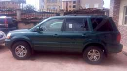 Neatly Tokumbo Honda Pilot