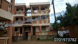Exceptional 2 bedroom apartment in Bweyogerere town at 400k