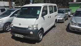 Toyota town ace 2007 manual 1500cc super clean privately used