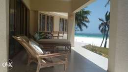 4 Bedroom fully furnished beachfront villas