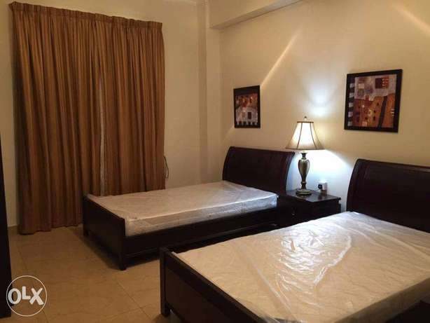 one month free 3 bed room ff apartments alsaad السد -  6