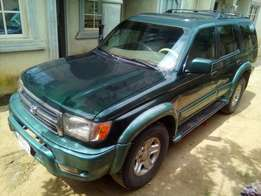 Clean Toyota 4Runner 2001 at 1m