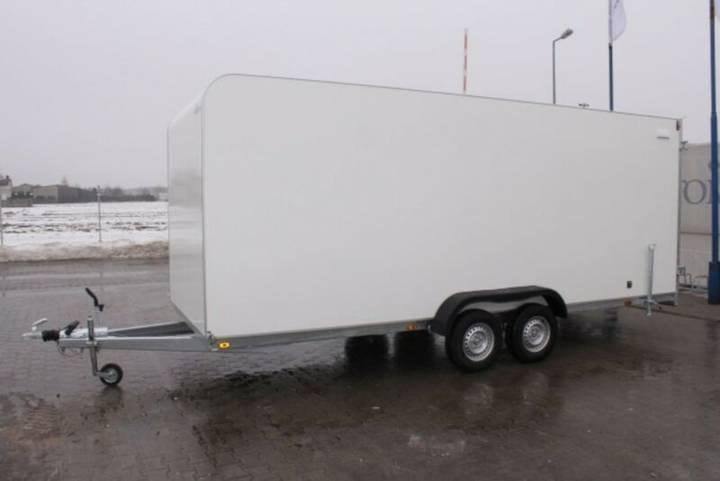Kofferanhänger TFS 600T.00 ca. 600 x 200 x220 cm