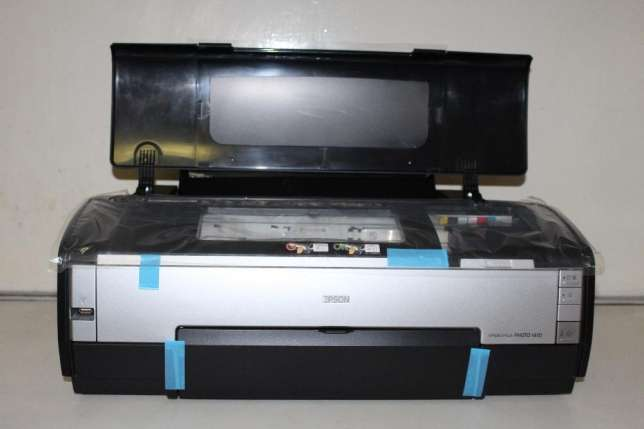 Epson A3 1410 Printer 6 color inkjet for Large Photos, Posters, Docs Nairobi CBD - image 1