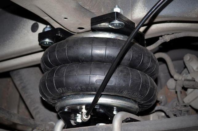 Zaawansowane Mercedes Sprinter- Zawieszenie Pneumatyczne wersja. A - Wysyłka PY73