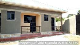 Executive selfcontained doubles in bweyogerere at 250k