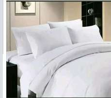 New Pure white duvet