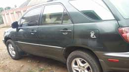 Lexus RX 300 (Registered)