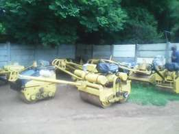Bomag 75/76 model Rollers at an amazingly low price.