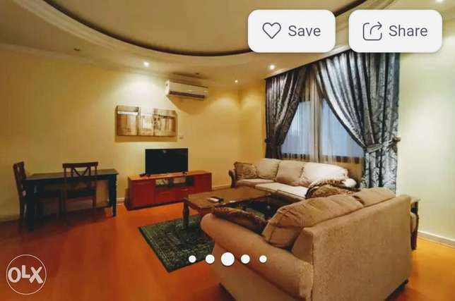 Deluxe Ensuit Fully furnished Rooms In Westbay ! الخليج الغربي -  4