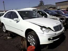 Great stock received this week! 2005 Mercedes-Benz W203 C180 spares