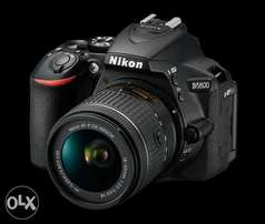 Brand New Nikon D5600 with18-55mm lens with 2 Years Warranty - Shop