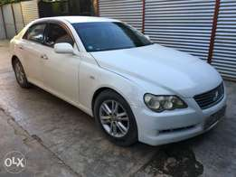 Toyota Mark X Clean