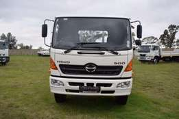 Hino Dropside HINO 500 /With Tag Axle Truck