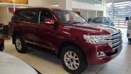 Toyota Land Cruiser 200 For sale