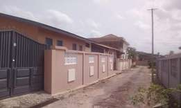 2 bedrooms self compound at Ashoman estate